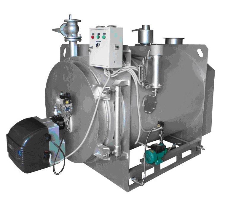 парогенератор на сжиженом газе